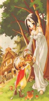 Pamuk Prenses Ve Yedi Cüceler Kapı Giydirme 168