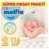 Molfix Süper Fırsat Paketi 2 116 Adet