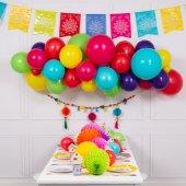 şenlik Zamanı Balon Zincir Seti