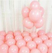 Toz Pembe Balon Demeti
