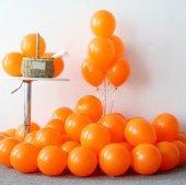 Turuncu Balon Demeti