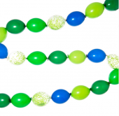 Dinazor Renkleri Çelenk Balon