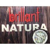 Brillant Natura Zemin 4 Sıra Aras Pamuklu Ütü İstemez Tül Perde-4