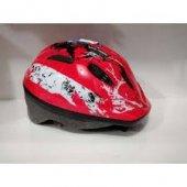 Camaro Kask Çocuk (Kırmızı)uysal Bisiklet