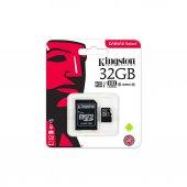 Kingston Canvas Select 32gb Microsd 80mb