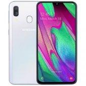 SAMSUNG Galaxy A40 64GB Cep Telefonu (İthalatcı Garantili)-3