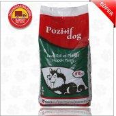 Pozitif Dog Köpek Maması, Kuzu Etli Ve Pirinçli 15 Kg