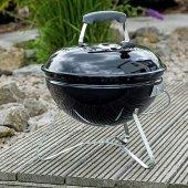 Bidesenal Kömürlü Mangal Ayaklı Kapaklı Taşınabilir 37 Cm Piknik Mangalı