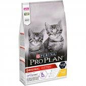 Pro Plan Pro Plan Original Kitten Tavuk Etli Yavru Kedi Maması 3