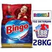 Bingo Matik Toz 7 Kg Renkli 4lü