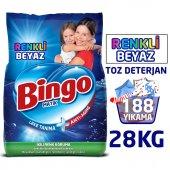 Bingo Matik Toz 7 kg Renkli & Beyaz 4lü
