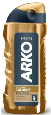 Arko Tras Kolonyası 250 Ml Gold Power