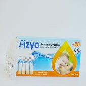 Denizpharma Serum Fizyolojik Flakon 5 Ml 20 Ad