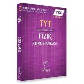 Karekök Yayınları Yks Tyt Fizik Soru Bankası 1. Oturum