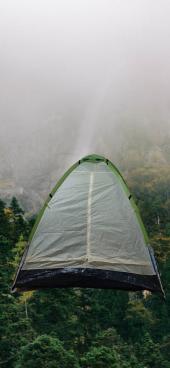 2 Kişilik Uzun Kamp Çadırı , Kaliteli