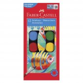 Faber Castell Suluboya Redline 12 Renk Küçük...