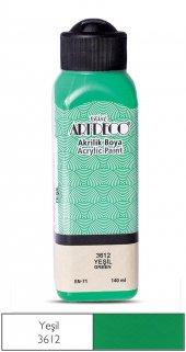 Artdeco Akrilik Boya 140 Ml Yeşil 3612