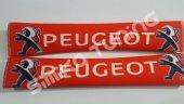 Peugeot Logolu Kemer Pedi