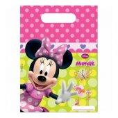 Decorata Party Minnie Mouse Pembe Fiyonklu...