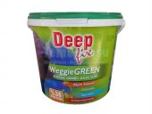 Deep Weggie Green Kova Balık Yemi 3000 Gr