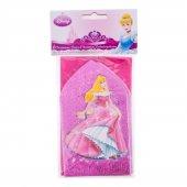 Disney Prenses Davetiye 6 Adet