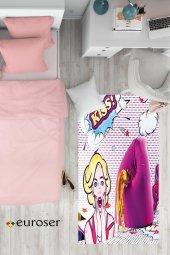 EUROSER Popart Modern2 Desenli Çocuk Halısı