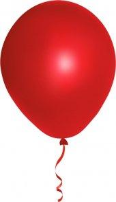 Metali Balon Kırmızı 20 Li