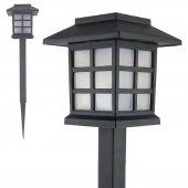 Güneş Enerjili Park Bahçe Dış Aydınlatma Lambaları-2