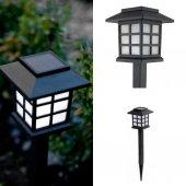 Güneş Enerjili Park Bahçe Dış Aydınlatma Lambaları-6