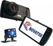 Novatek Full Hd 1080p 14mp 64gb Kart Destekli Araç Kamerası Geri Görüş Kamerası Nt92d
