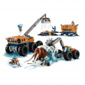 LEGO City Arctic Expedition Kutup Mobil Keşif Üssü 60195 -2