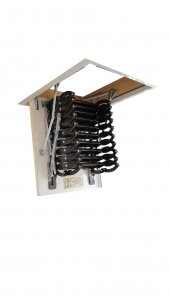 70x80 Optistep Makaslı Çatı Merdiveni