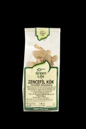 Green Life Zencefil Kök 100 Gr Poşet