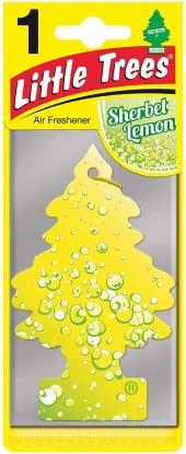 Little Trees Sherbet Lemon Limon Aromalı Oto Kokusu