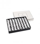 Single Maxi Duble Fıstıklı Çifte Kavrulmuş Lokum Beyaz