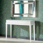 Sole Beyaz Dresuar Ayna Takımı