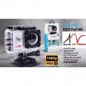 Piranha 1125 Aksiyon Kamerası Full Hd Su Geçirmez ...