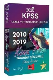 2020 Kpss Genel Yetenek Genel Kültür Konu Konu...