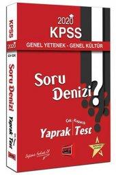 2020 Kpss Genel Yetenek Genel Kültür Soru...