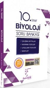 10. Sınıf Biyoloji Soru Bankası Karekök...