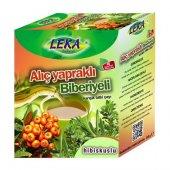 Alıç Yapraklı Biberiyeli Çay 60 Süzen Poşet