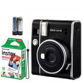 İnstax Mini 40 Fotoğraf Makinası+Askı+pil+10'lu film