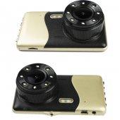 Novatek 8 Led Aydınlatmalı Gece Görüşlü 1080p Araç Kamerası Geri Görüş Kamerası Nt89d