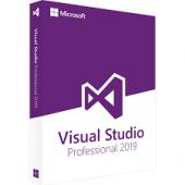Visual Studio 2019 Professional 1 Pc Lisans