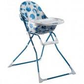 Hattrick Baby Bhc 179 Portatif Mama Sandalyesi Mavi