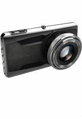 NT402G Novatek FCWS LDWS GPS Çift Yön Araç Kamerası Geri Görüş Kamerası-7