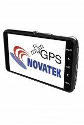 NT402G Novatek FCWS LDWS GPS Çift Yön Araç Kamerası Geri Görüş Kamerası-10
