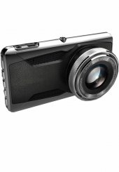 Nt402g Novatek Gps Fcws Ldws 128gb Destekli Çift Yön Araç Kamerası Geri Görüş Kamerası