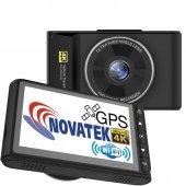 Novatek 4K WIFI GPS 4K Ultra HD Pro Araç Kamerası NT603GW-10