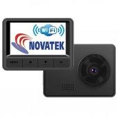 Nt230w Novatek Wifi 128gb Destekli Mini Ekran Mini Araç Kamerası